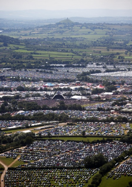 glasto overview